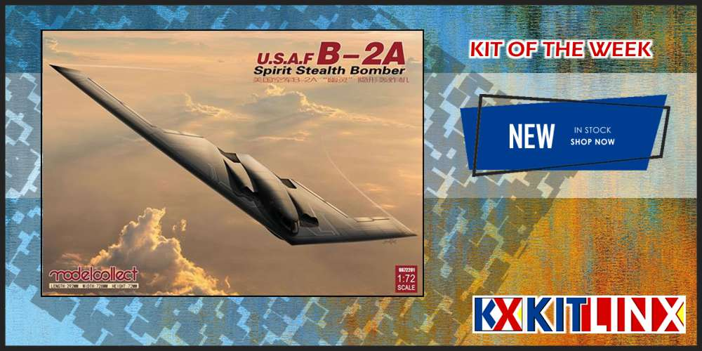 ModelCollect 1/72 B-2 Stealth